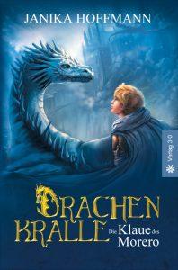 Cover _ Drachenkralle 1 - Die Klaue des Morero
