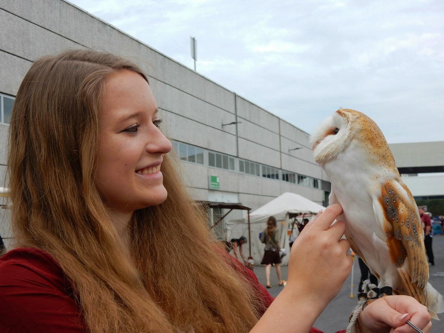"""RPC 2016: Selenia von """"skyhunters in nature"""" und ich."""