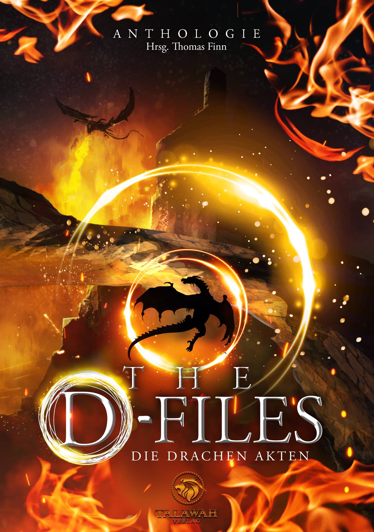 D-Files _ Cover